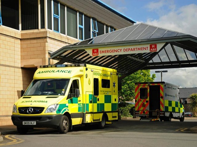 Following the relaxation of some lockdown restrictions over recent weeks, the Emergency Departments at the Royal Lancaster Infirmary and Furness General Hospital are seeing an increase in attendances.