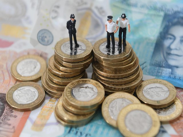 Cash could be seized from the defendants