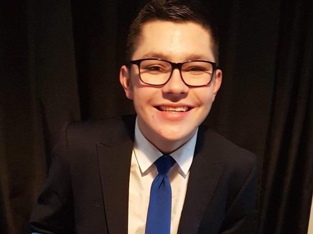 Cameron Redpath, disability officer for Lancashire Young Labour.