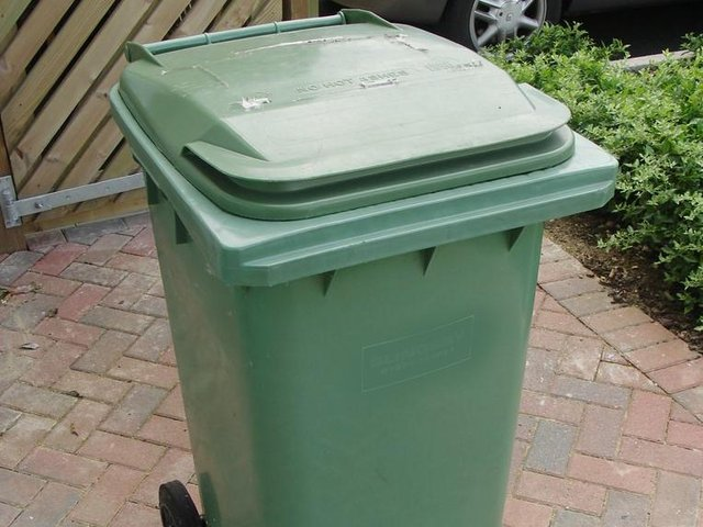 Garden waste collections in south Lancaster have been changed this weekend.