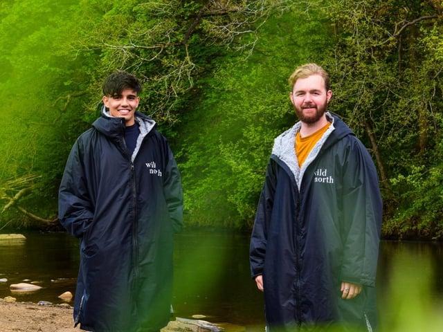 Matt and Luke from Wild North.