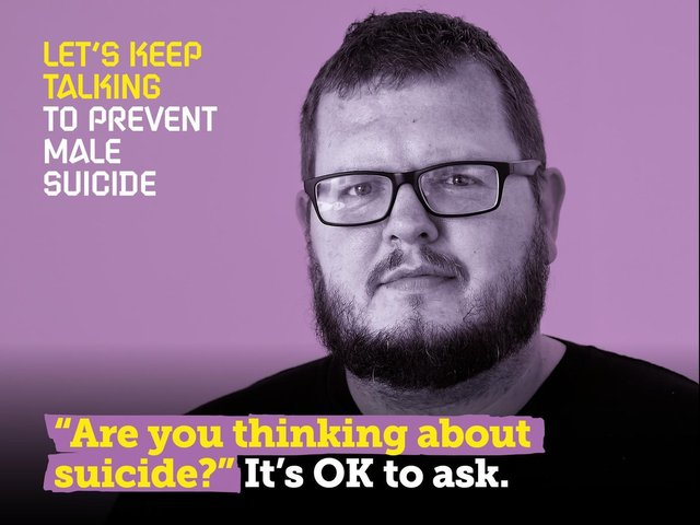 Mental health leaders across Lancashire and south Cumbria are urging people to become 'suicide aware' in a bid to save the lives of young men.