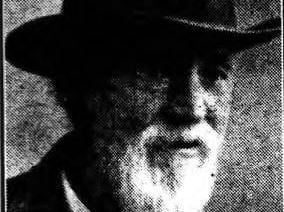 James Jones (Poet, Philosopher and Failure) 1838-1930.