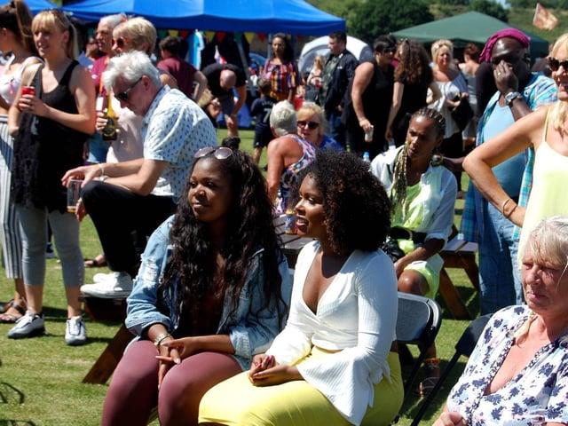 Happy times at a previous Windrush Festival in Preston