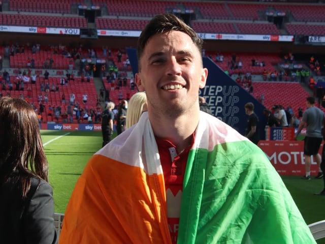 John O'Sullivan has joined Accrington Stanley