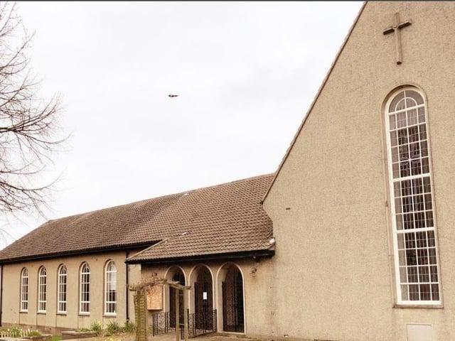 The former United Reform Church in Broadway. Image: Turner Lambert (Morecambe) Ltd