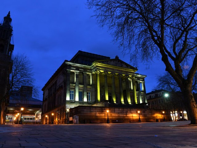 Preston's Harris Museum would have played a part