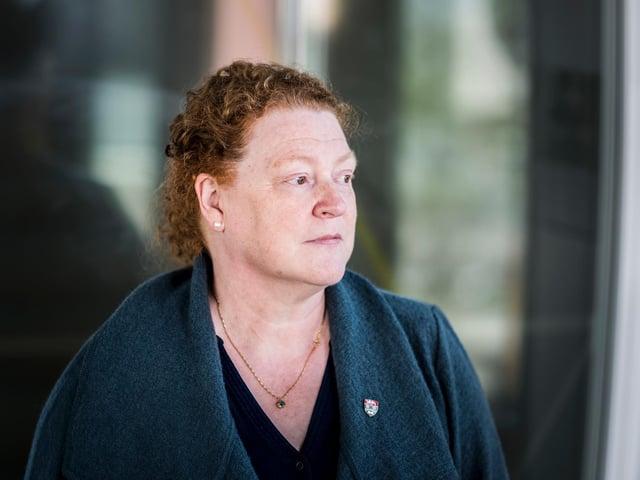 Lancaster University's Professor Dame Sue Black has scooped a top Crime Writers Association award. Photo by Jill Jennings.