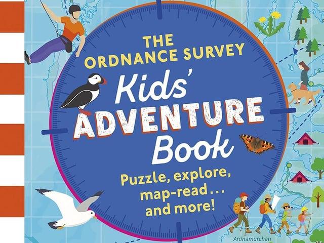 The Ordnance Survey Kids' Adventure Book
