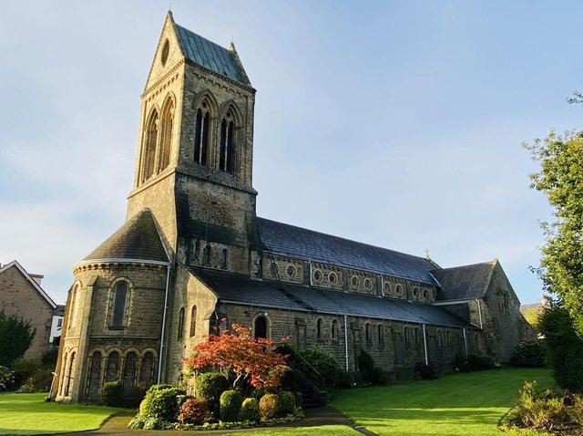 St Paul's Church in Scotforth.