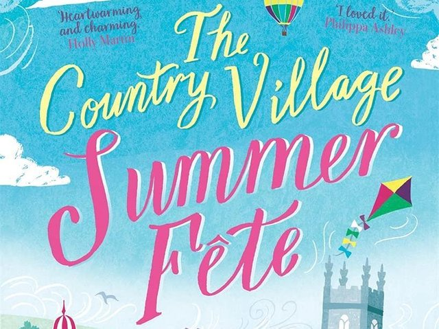 The Country Village  Summer Fete