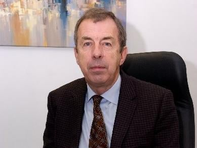 Colin Mustoe, Chairman of the Royal Lancashire Show