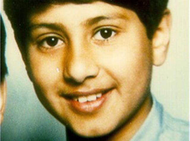 Frenchwood Junior School pupil Imraan Vohra was found strangled on Avenham Park
