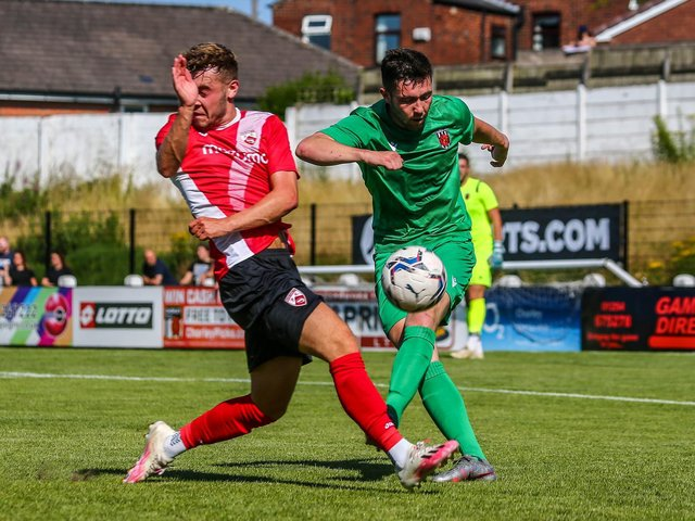 Morecambe are preparing for life in League One in 2021/22 Picture: Stefan Willoughby