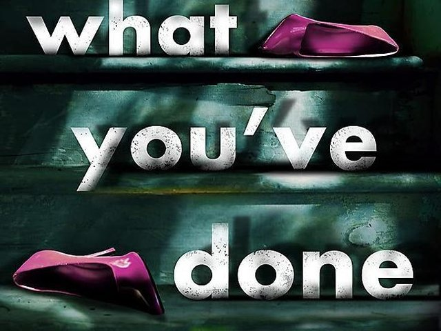 I Know What You've Done by Dorothy Koomson: