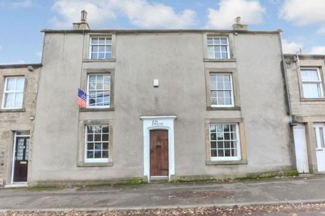 The property on Hala Road, Scotforth, dates back to 1698 and is believed to be one of the oldest in Lancaster.